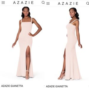 AZAZIE GIANETTA DRESS